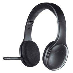 Auricolari con Microfono Logitech H800 Nero