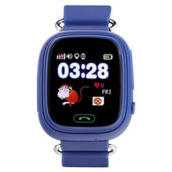 Smartwatch per Bambini LEOTEC Kids Way Azzurro