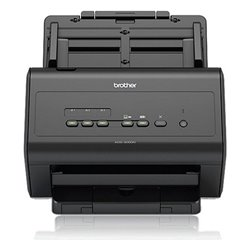 Scanner Wi-Fi/Rete Fronte Retro Brother ADS-3000 50 ppm 1200 dpi Nero
