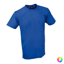 T-shirt à manches courtes homme 143579 Blanc XS