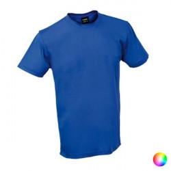 Maglia a Maniche Corte Uomo 143579 Azzurro XS