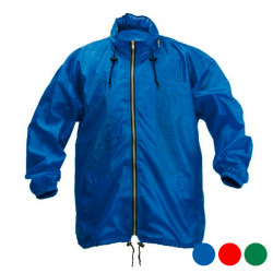 Impermeabile Uomo 143875 Rosso XL