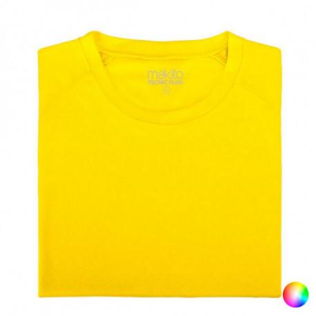 T-shirt à manches courtes homme 144184 Noir M