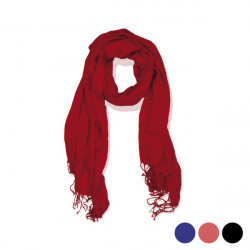 Pashmina (185 x 70 cm) 143613 Red