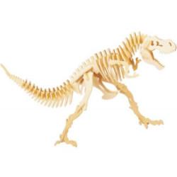 Puzzle de Madera Esqueleto de Dinosaurio Junior Knows