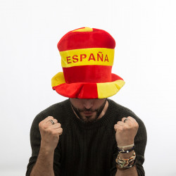 Spanish Flag Hat