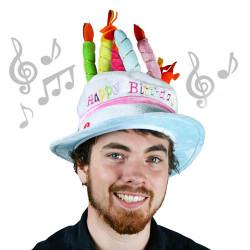 Bonnet Anniversaire Musical