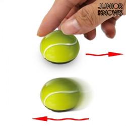 Boule en Métal Propulsée Ball and Bug Coccinelle