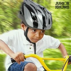 Kinder Fahrradhelm L