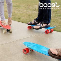 Skate Boost em forma de Peixe (4 rodas)
