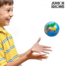Pelota Globo Terráqueo Junior Knows