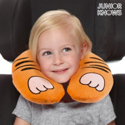 Almohada Cervical Infantil Animales Junior Knows Pato