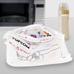 Topcom 10002972 Microgolf sterilizatorTravelizer bag 100