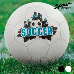 Soccer Football Black