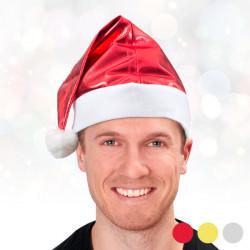 Metallic Santa Claus Hat Gold
