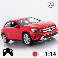 Coche Teledirigido Mercedes-Benz GLA-Class Rojo