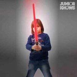 Espada Láser con Luz y Sonido Space I Junior Knows