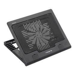 """Supporto per Portatile con Ventilatore Tacens 4ABACUS 17"""" 12 dB 2 x USB 2.0"""