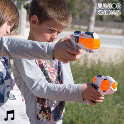 Space Gun with Lights and Sound