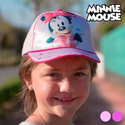 Boné Infantil Minnie Mouse Roxo