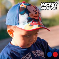 Gorra Infantil Mickey Mouse Rojo