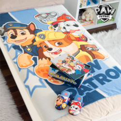 Paw Patrol Metal Box with Blanket and Slippers 28-29