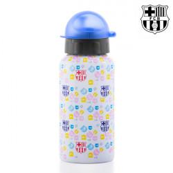 F.C. Barcelona Wappen Aluminiumflasche