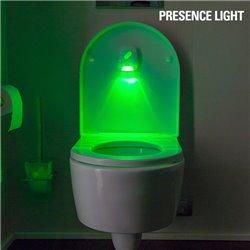 Iluminação para Retretes Presence Light