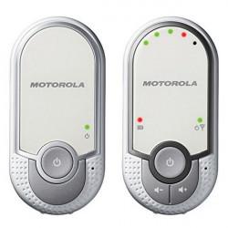 Motorola MBP11 vigila bebes Plata, Blanco