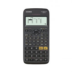 Casio Calculator FX-82 SPX Black