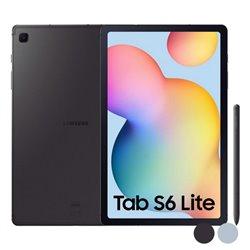 Samsung Galaxy Tab S6 Lite SM-P610N 64 Go 26,4 cm (10.4) Exynos 4 Go Wi-Fi 5 (802.11ac) Android 10 Gris SM-P610NZAAPHE
