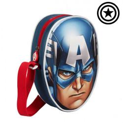 Captain America (Avengers) 3D Umhängetasche