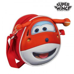 Super Wings Bolsito 3D