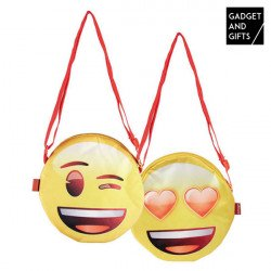 Gadget and Gifts Wink Love Emoticon Tasche