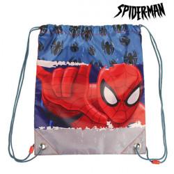 Saco Mochila com Cordas Spiderman (31 x 38 cm)