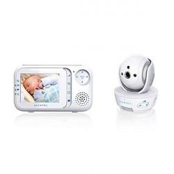 Babyphone mit Kamera Alcatel Baby Link 710 2,8 LCD PURESOUND Weiß