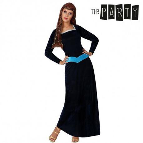 Verkleidung für Erwachsene Th3 Party 346 Mittelalterliche dame