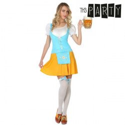 Costume for Adults Th3 Party 9920 German woman