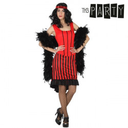 Déguisement pour Adultes Th3 Party 4399 Danseuse de cabaret
