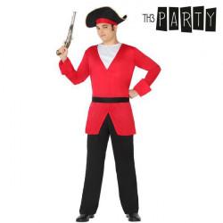Verkleidung für Erwachsene Th3 Party 6263 Pirat mann