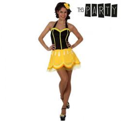 Verkleidung für Erwachsene Th3 Party 5152 Zitronengelb