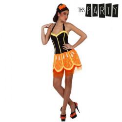 Verkleidung für Erwachsene Th3 Party 5183 Orange