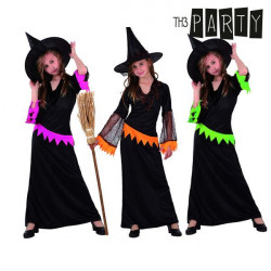 "Costume for Children Th3 Party Witch ""5-6 Years"""