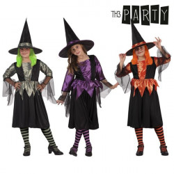"Costume for Children Th3 Party Witch ""7-9 Years"""