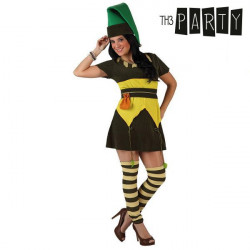 Costume for Adults Th3 Party Sexy little goblin XS/S