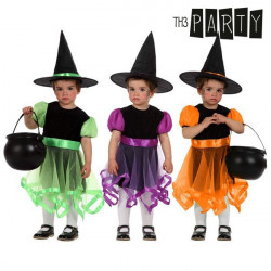 "Costume for Babies Th3 Party Witch ""0-6 Months"""