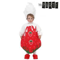 """Verkleidung für Babys Th3 Party Erdbeere """"0-6 Monate"""""""