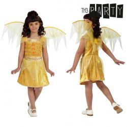 Costume per Bambini Th3 Party Fata d'estate 7-9 Anni