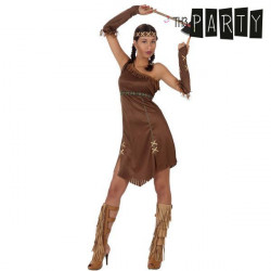 Costume for Adults Th3 Party Indian woman M/L