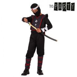 """Disfraz para Niños Ninja """"3-4 Años"""""""